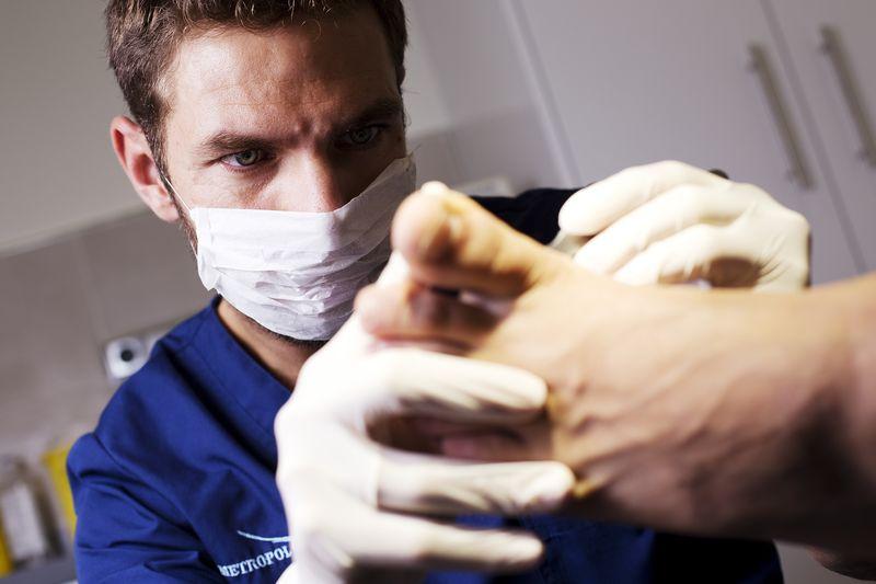Servicio de Podología en Metropol Salud, tu clínica en Sevilla y el Aljarafe