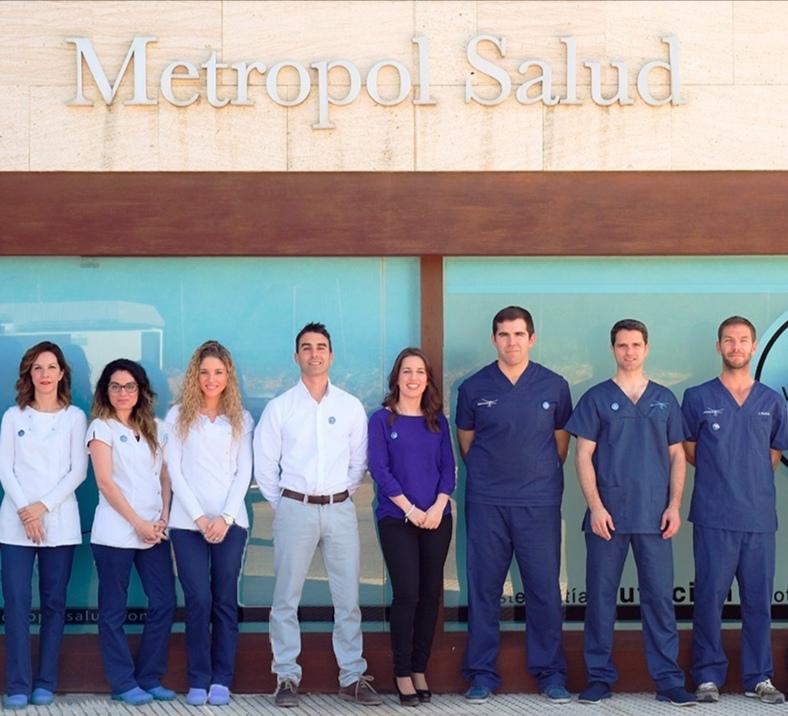 equipo humano clínica metropol salud