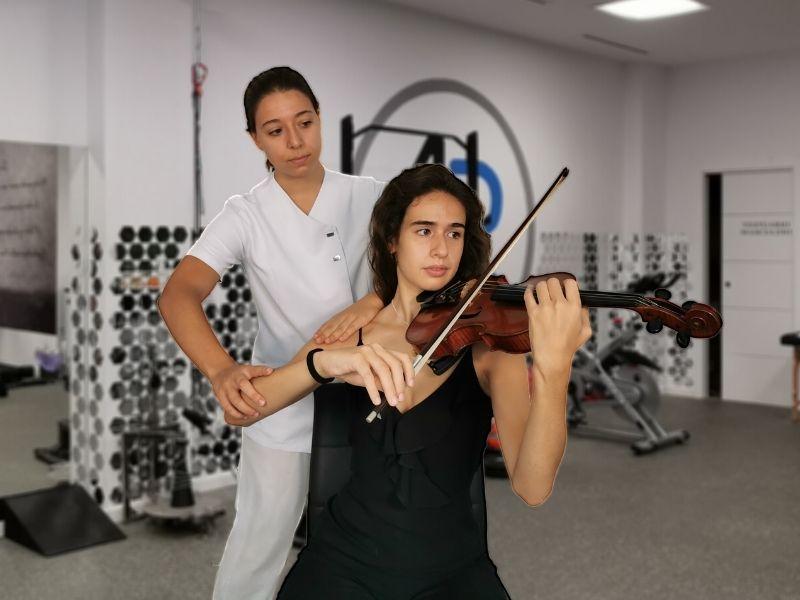 fisioterapia para músicos en metropol salud