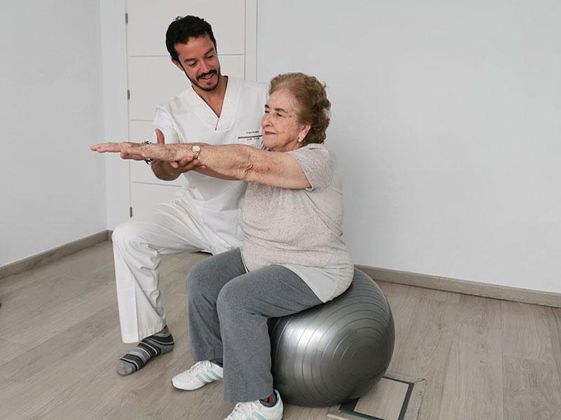 Fisioterapia Neurológica - Metropol Salud, tu clínica de fisioterapia en Mairena del Aljarafe